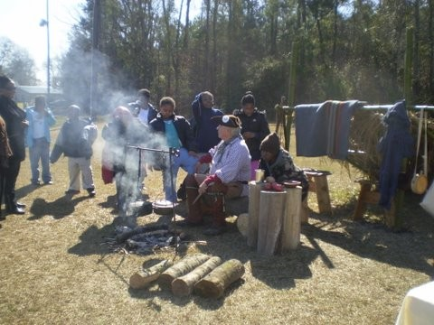Jack's Creek Militia at Camp