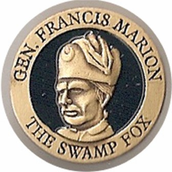 Francis Marion, the Swamp Fox,  Marion in miniature